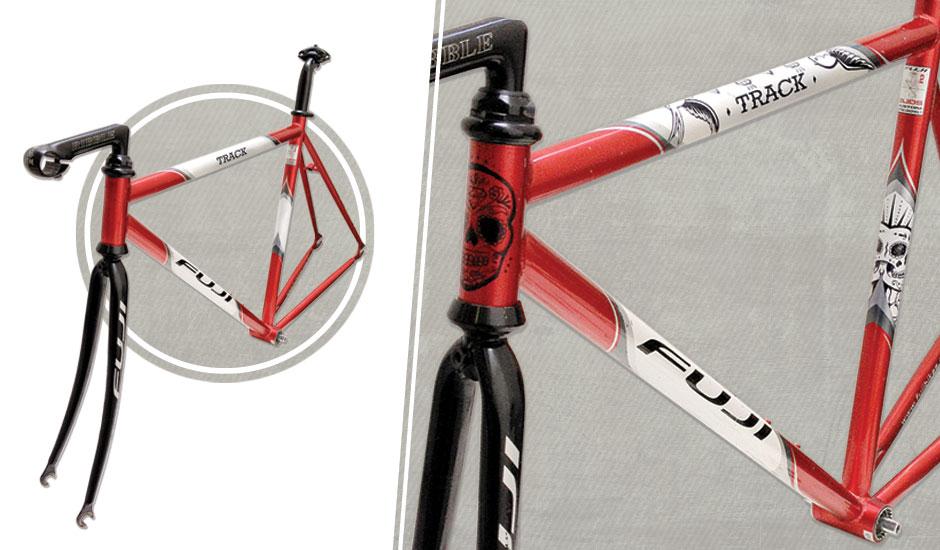 FUJI bike frame   bulletonastring.com